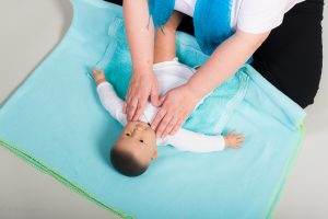 Babymassage in Frnkfurt