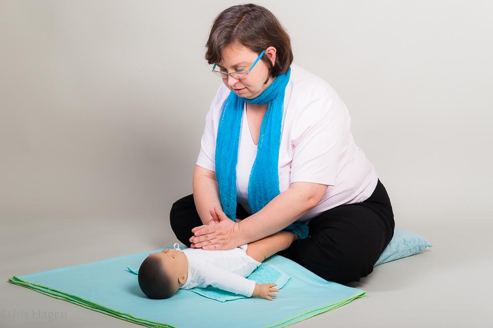Babymassage Schnuppertermine